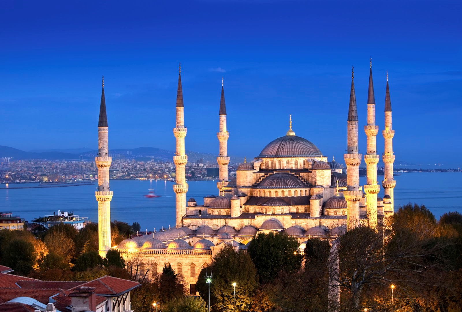 Istanbul is one of the oldest and beautiful city of Turkey ...