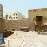 Dubai museum view