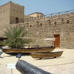 Dubai fort muesum