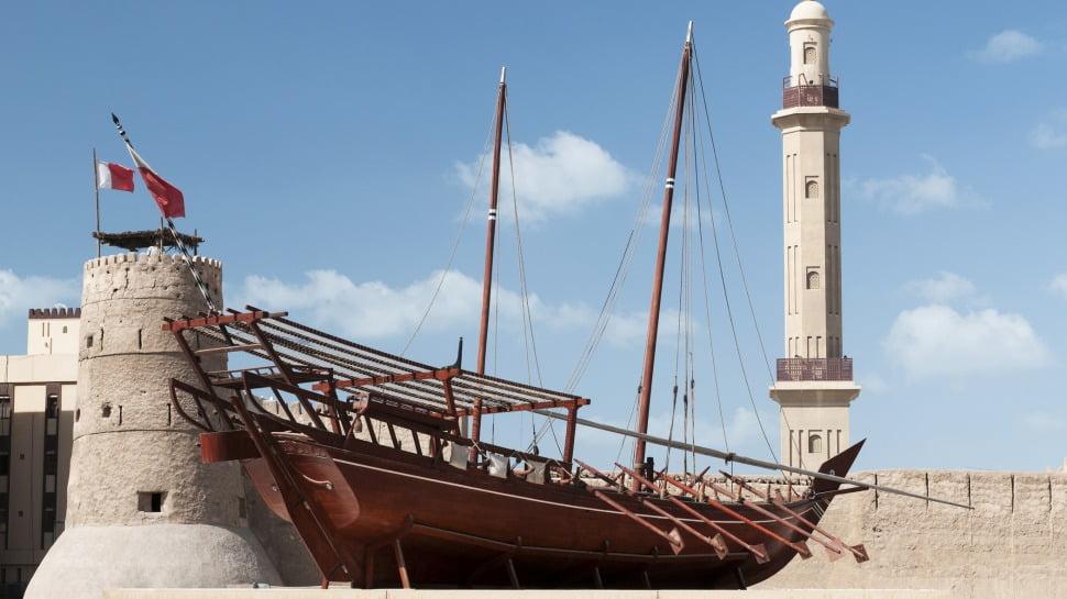 Rare old ship