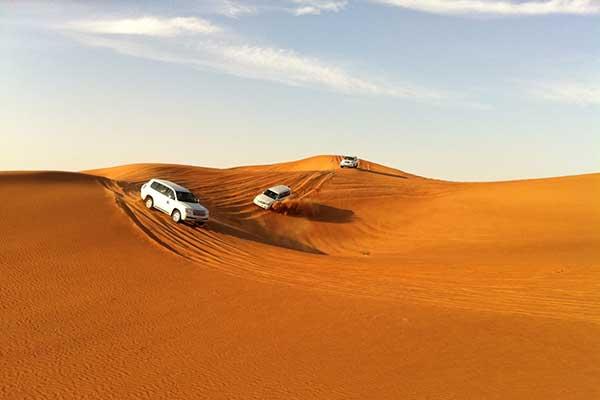 Desert Trips of Qatar