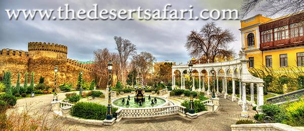 Hotels In Baku TDS