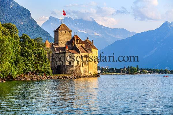 European Castle Tours TDS
