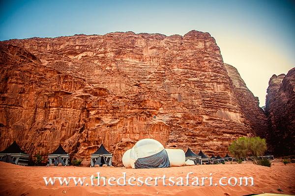 Wadi Rum TDS