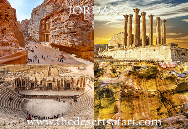 Travel To Jordan TDS