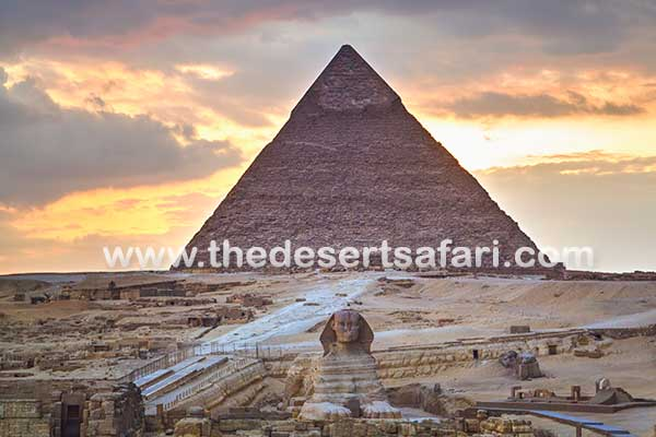Pyramid Egypt TDS