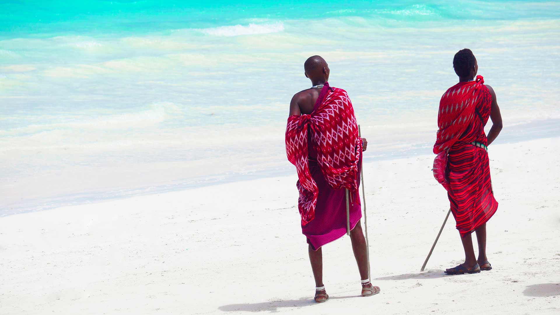Beaches of Zanzibar TDS