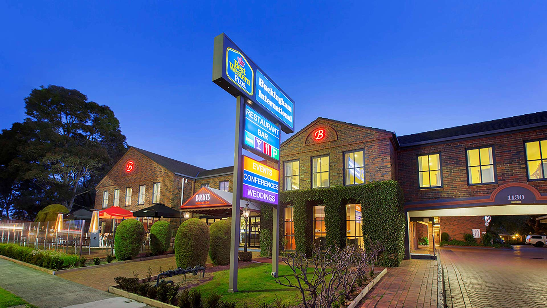 Best Western Plus Buckingham International TDS