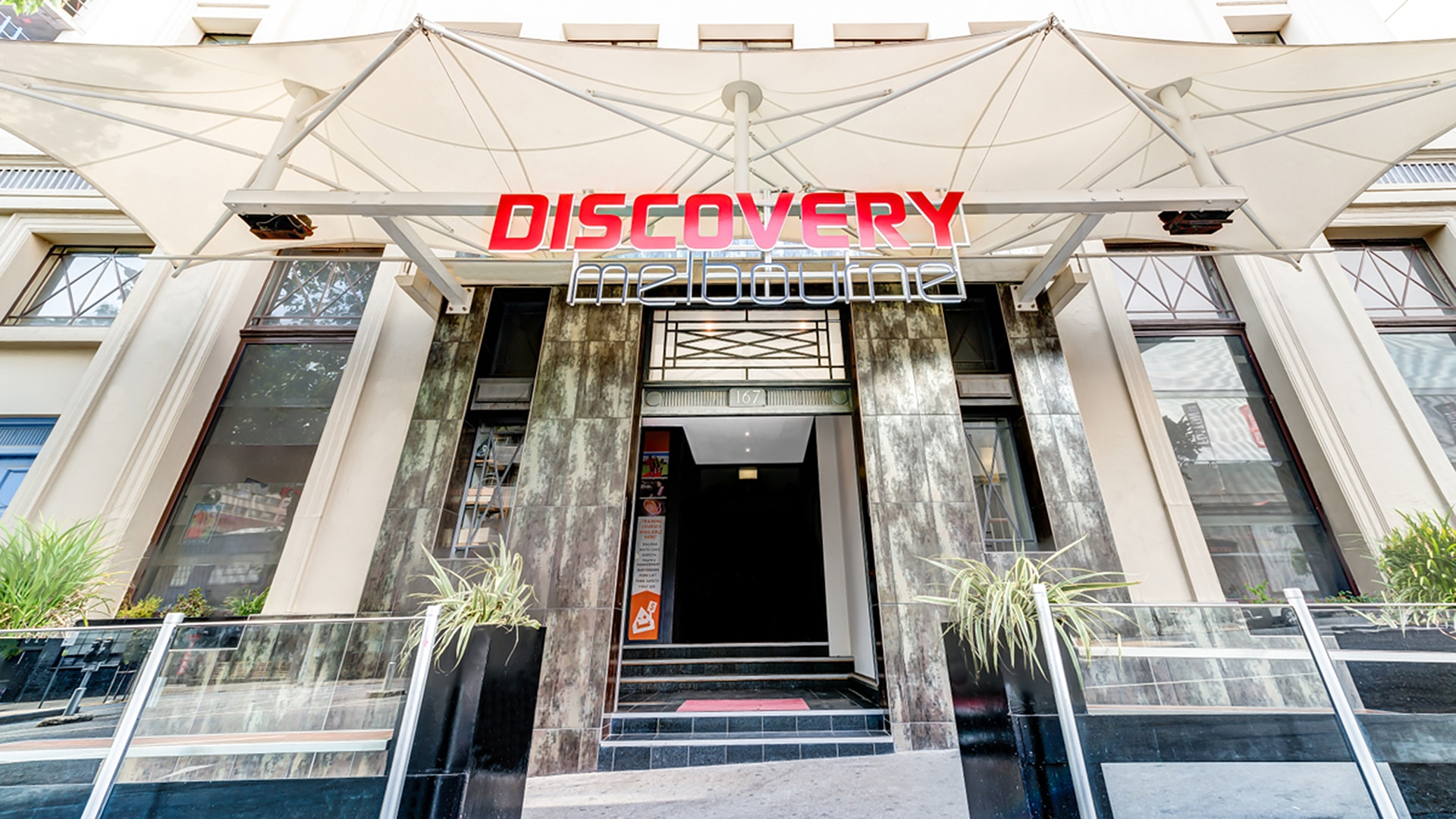 Discovery Melbourne TDS
