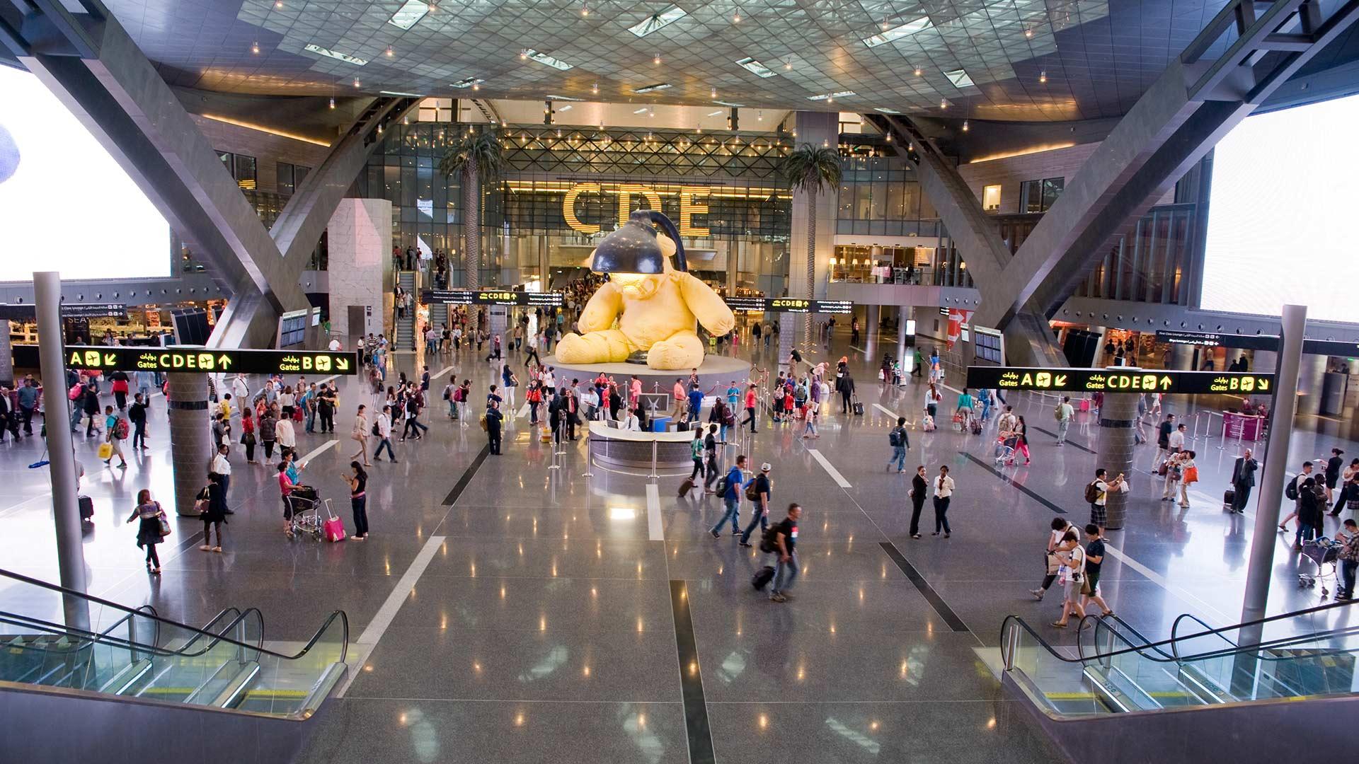 Doha Airport TDS