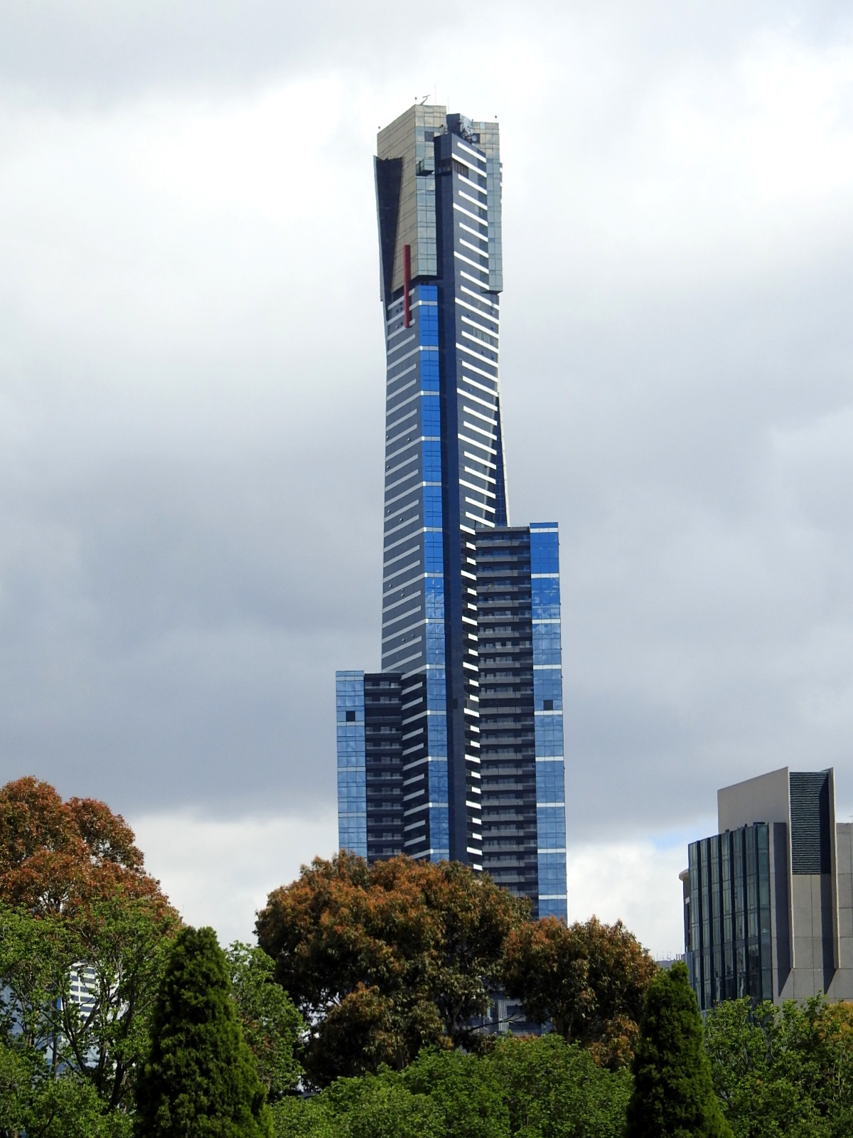 Eureka Tower TDS