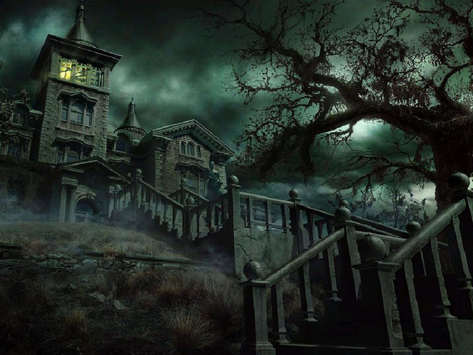 Haunted House Melbourne TDS