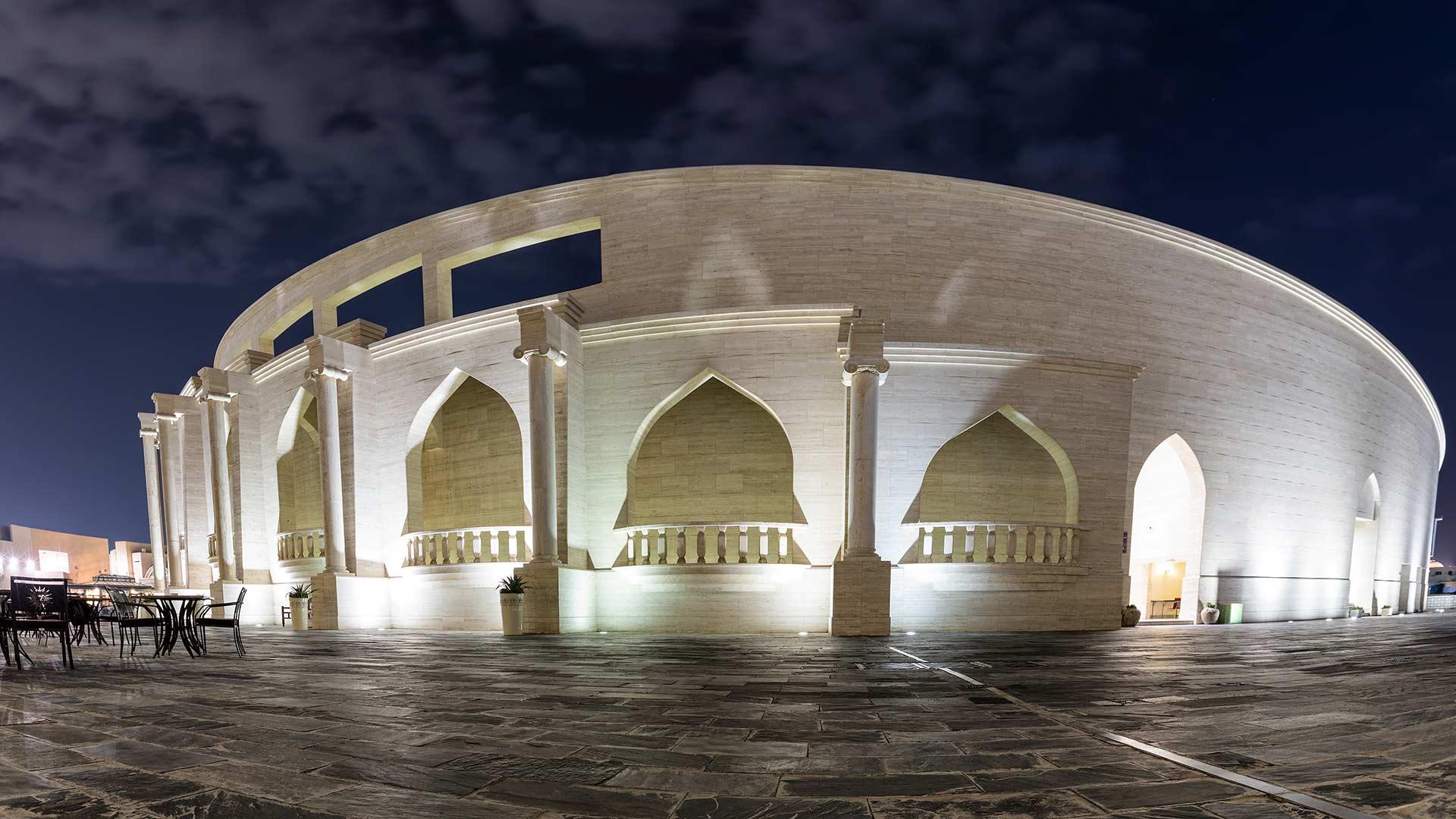 Katara Mosque TDS