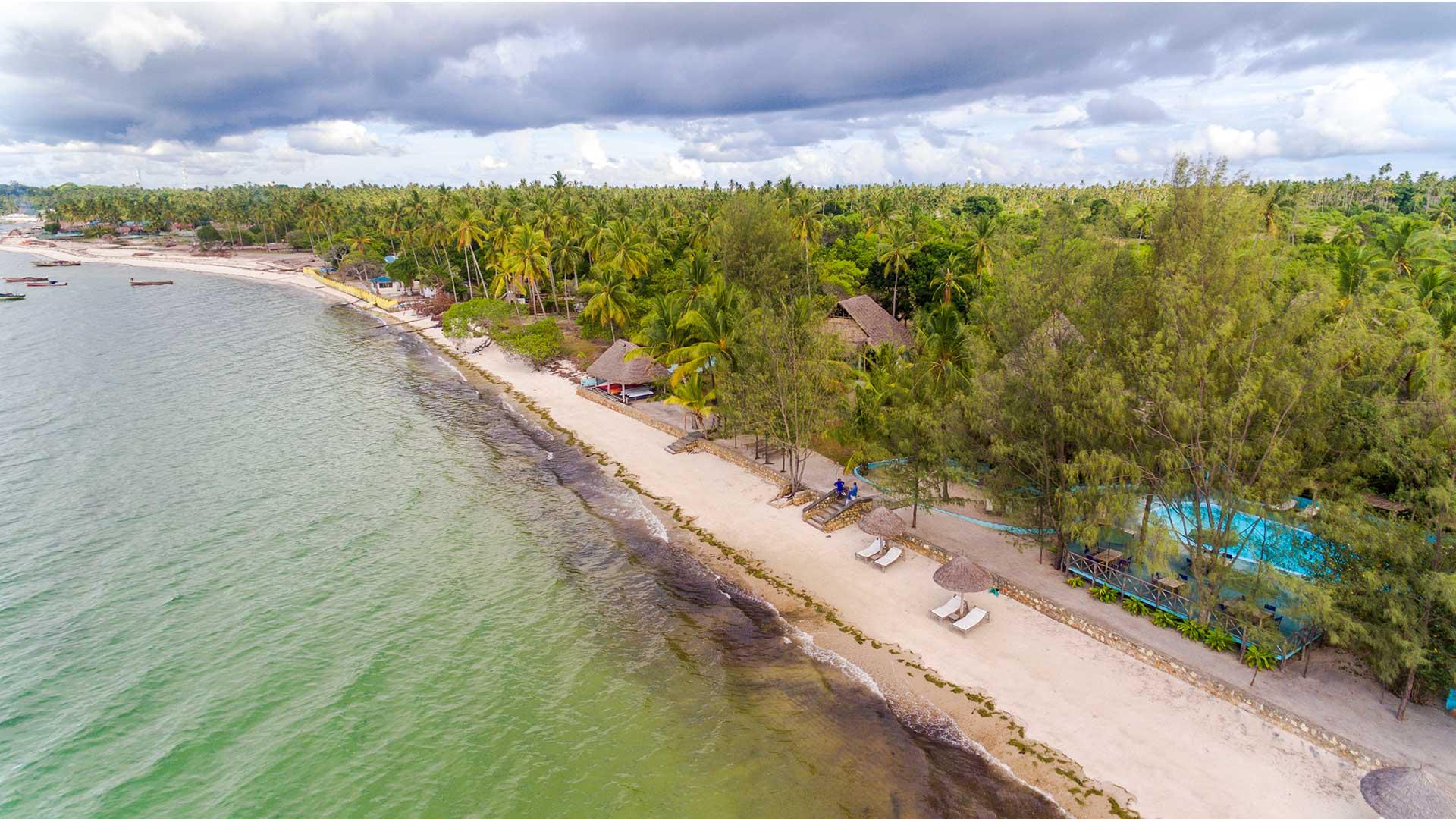 Mafia Island in Tanzania TDS
