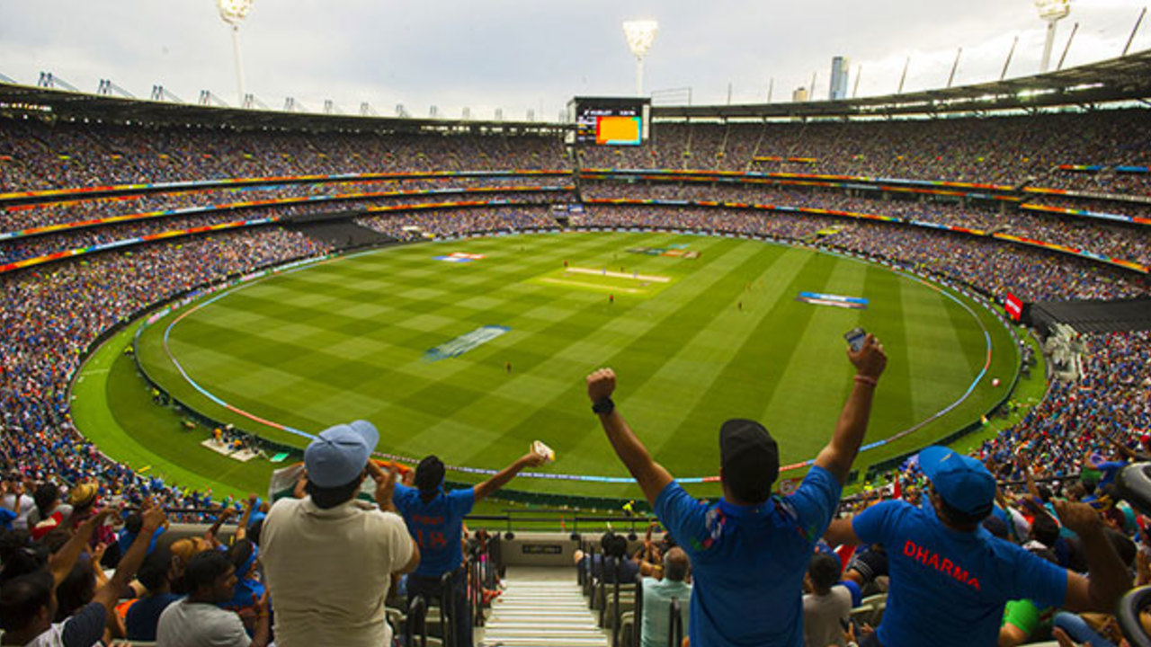 Melbourne Cricket Ground TDS
