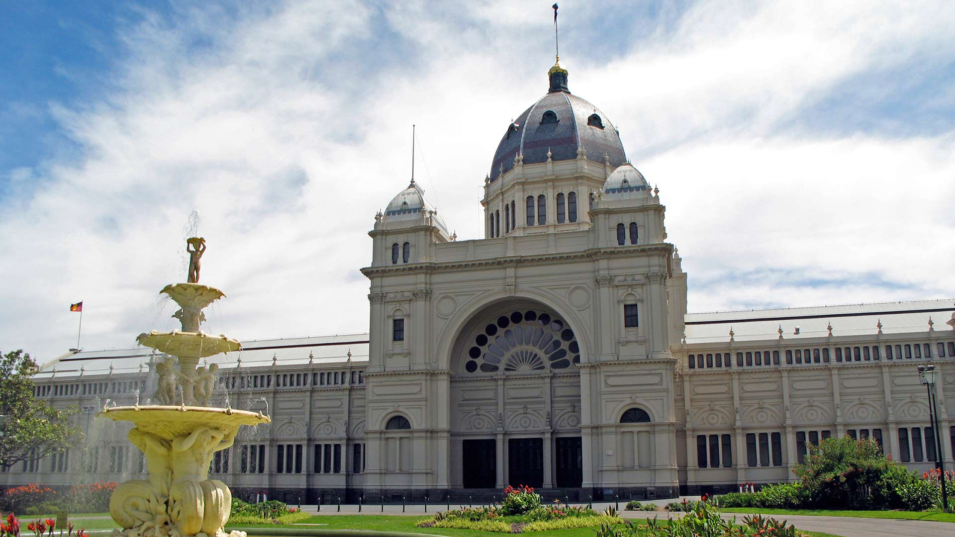 Melbourne Museum and Royal Exhibition Building TDS