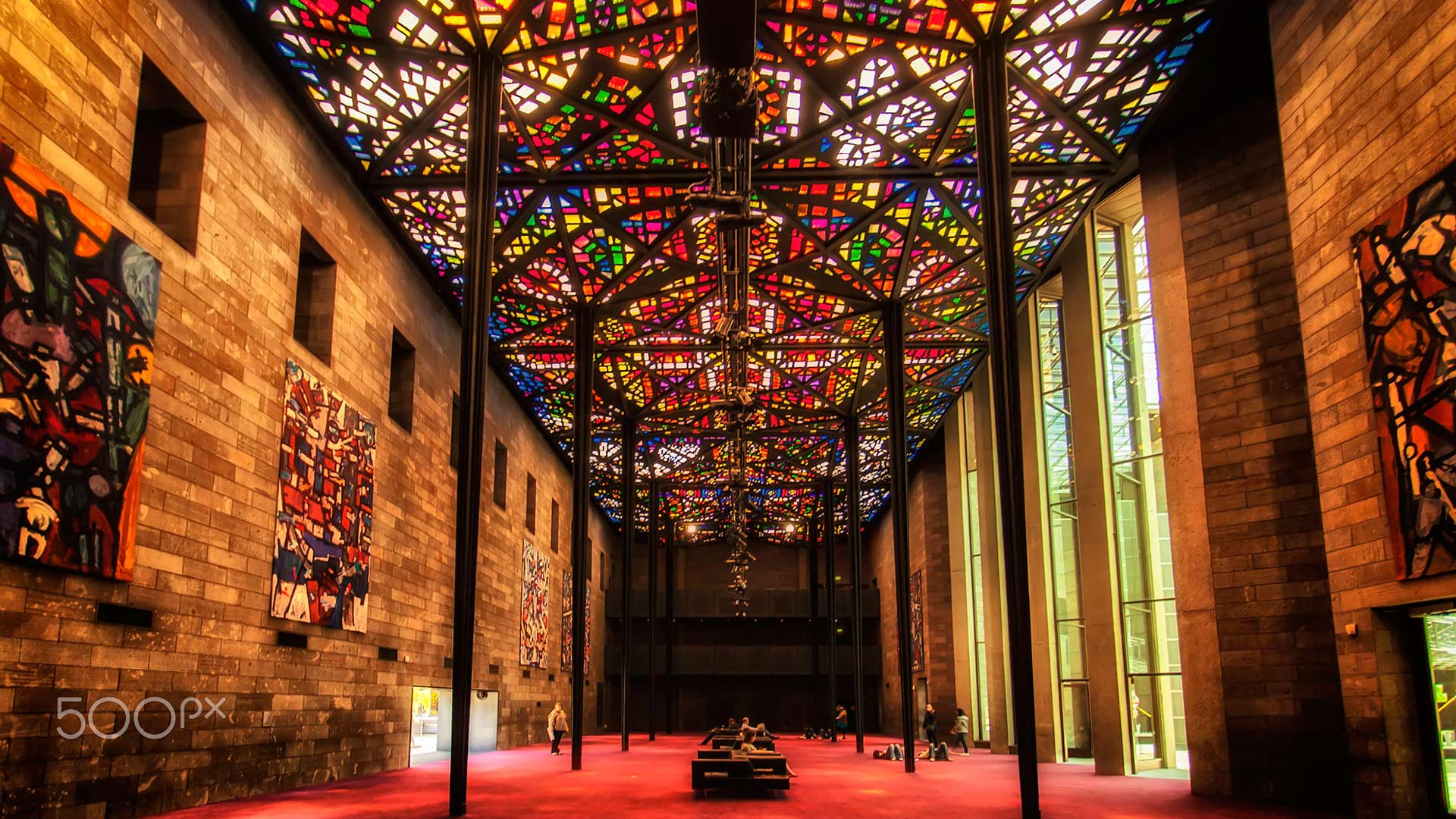 National gallery of victoria australia TDS
