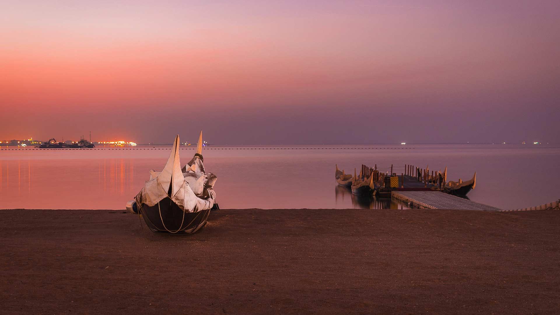 Qatar beach TDS