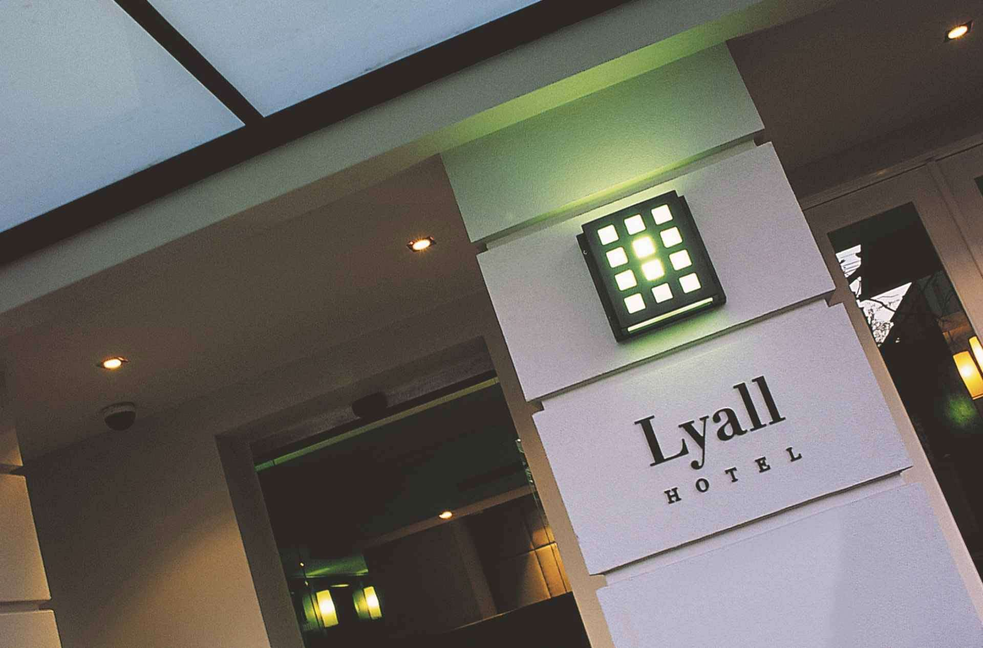The Lyall Hotel and Spa TDS