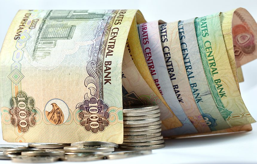 Currency and money in dubai