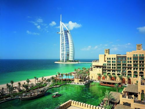 Dubai visiting places