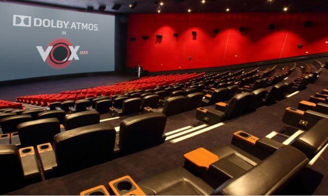Mercato mall cinema dubai