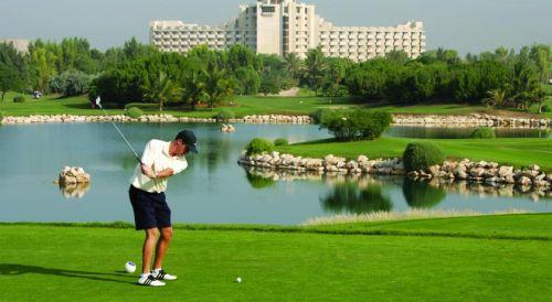 golffing ground in dubai