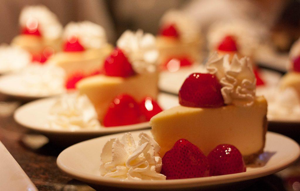Cheese Cake Mall of Emirates Dubai