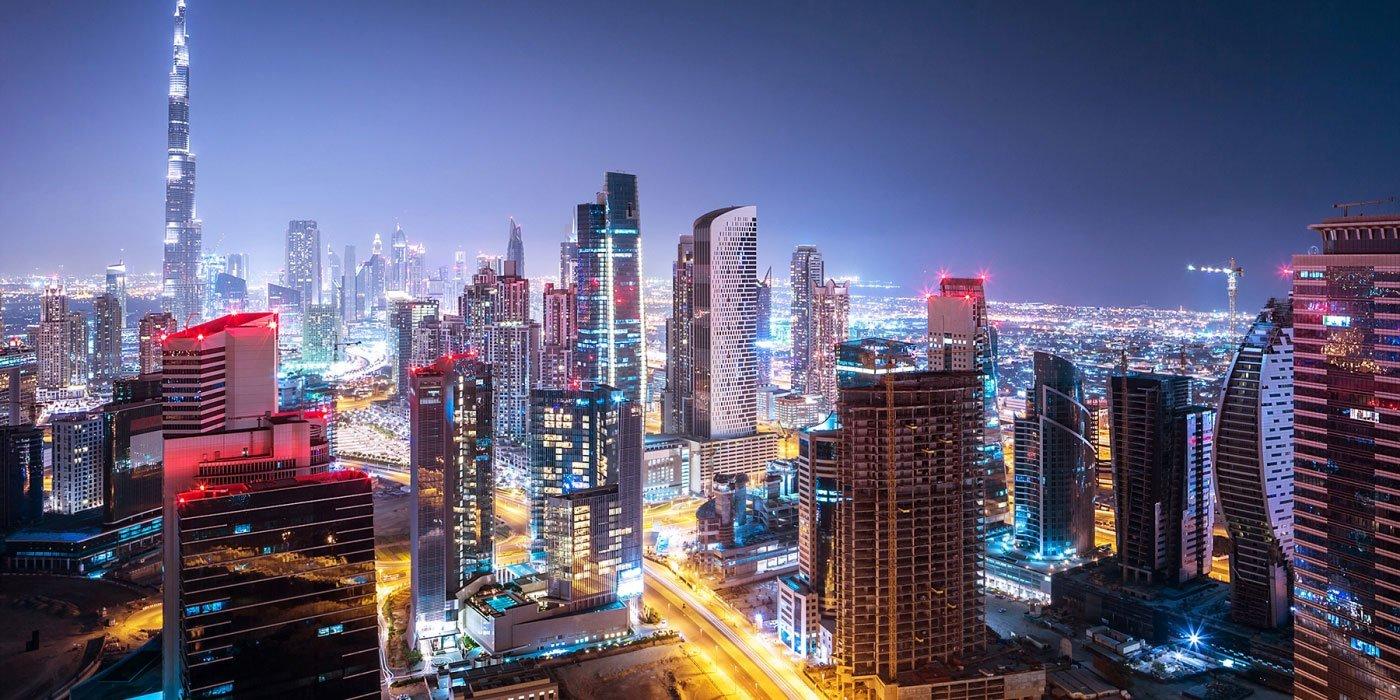 Dubai - Digital Nomad Visa
