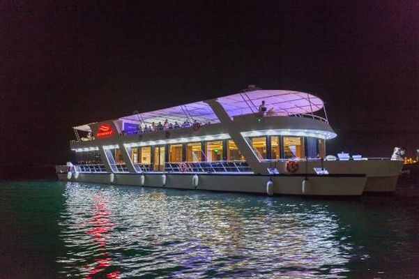 Dubai Palm Cruise Tour