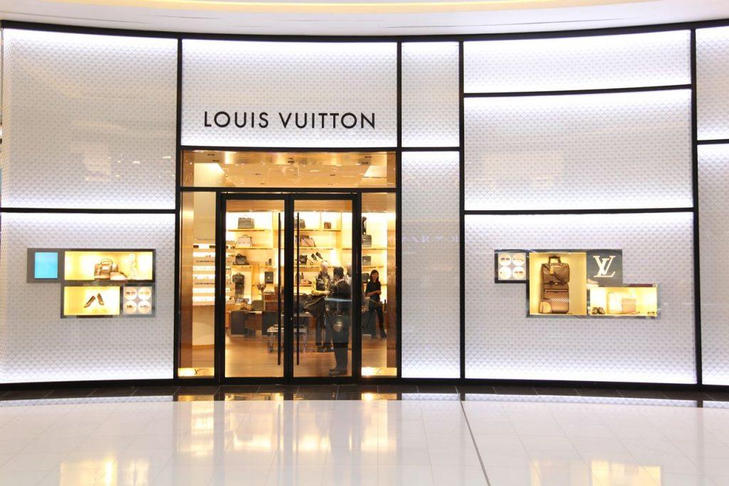 Louis Vuitton Burjuman Mall Dubai