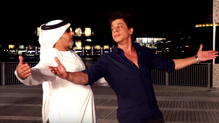 Shah-Rukh-Khan-Be-My-Guest