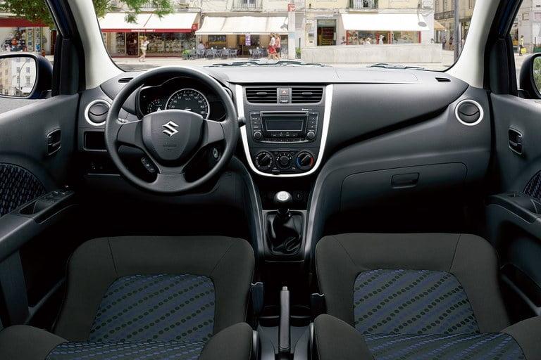 Suzuki Celerio interior