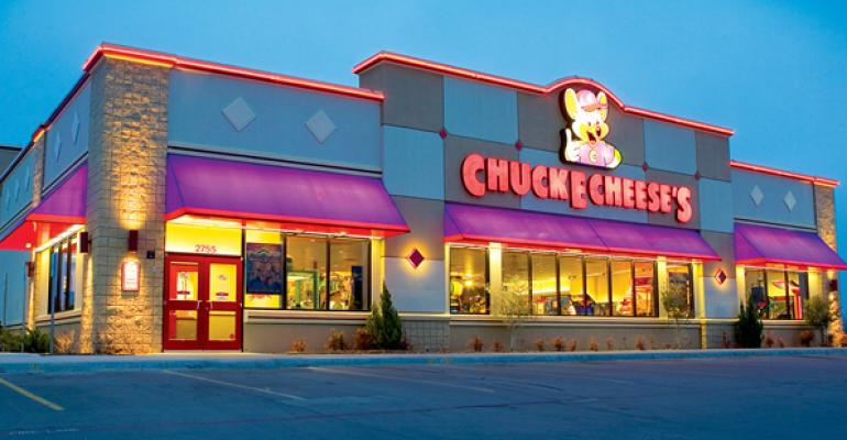 Chuck Cheese's Outlet Mall