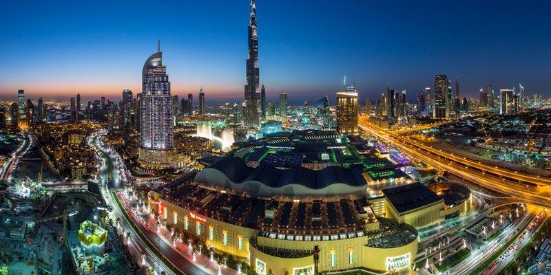 Malls at Dubai
