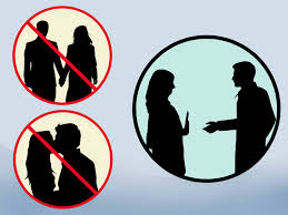 illegal relationships are disallowed