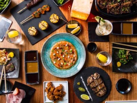 Food at Katana