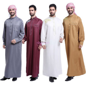 Dressing of men in dubai in ramazan