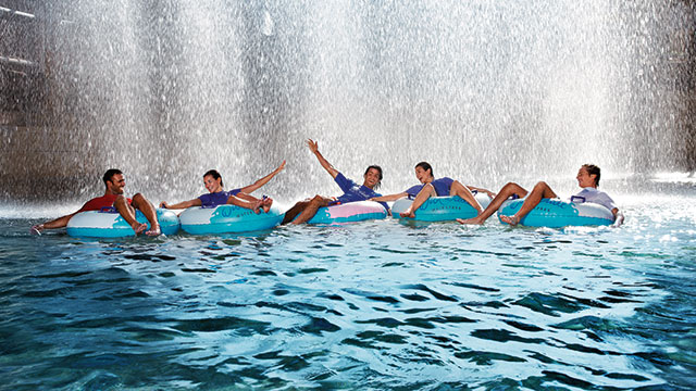 Waterparks in Dubai