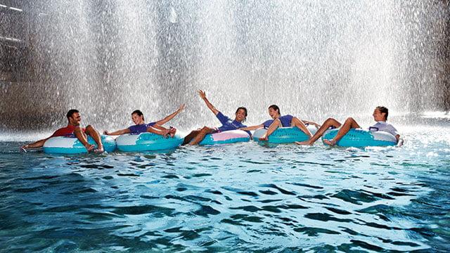 Waterparks in Dubai