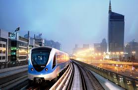 Metro train service