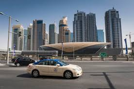 Cabs in Dubai