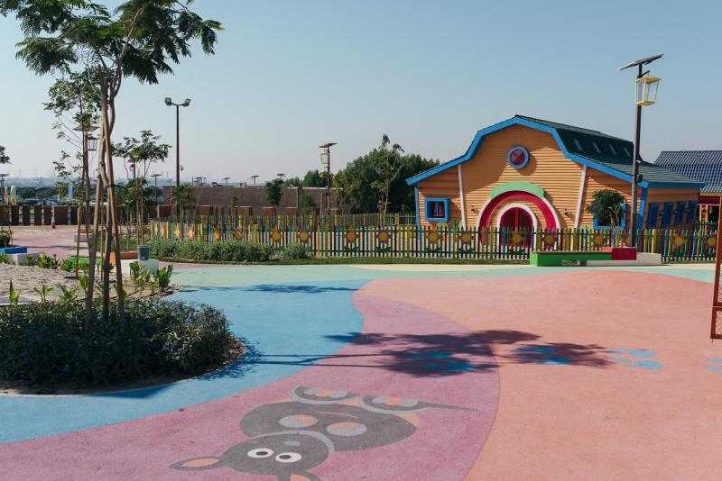Dubai Safari Animal Park