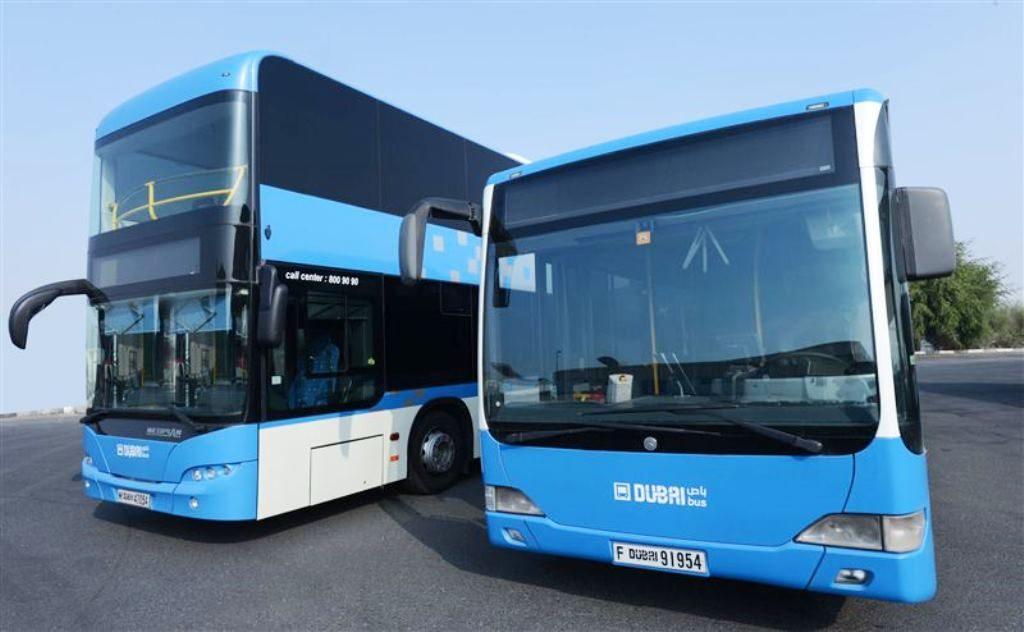 Dubai buss