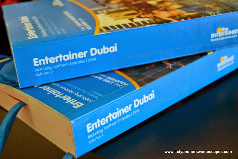 Dubai entertainer and voucher dubai