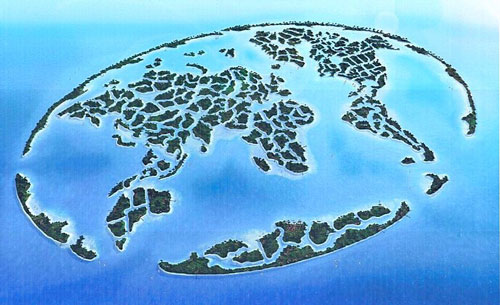 The World Islands