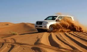 Dune Bash desert Safari
