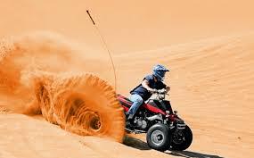 Quad Bike desert Safari