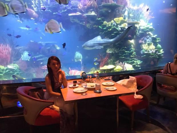 Aquarium Restuarent