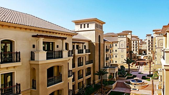 Apartments at Dubai